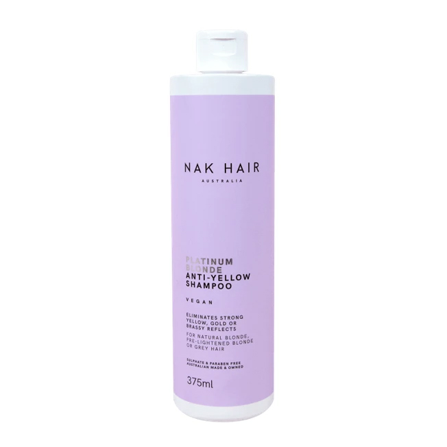 Platinum Blonde Anti-Yellow Shampoo